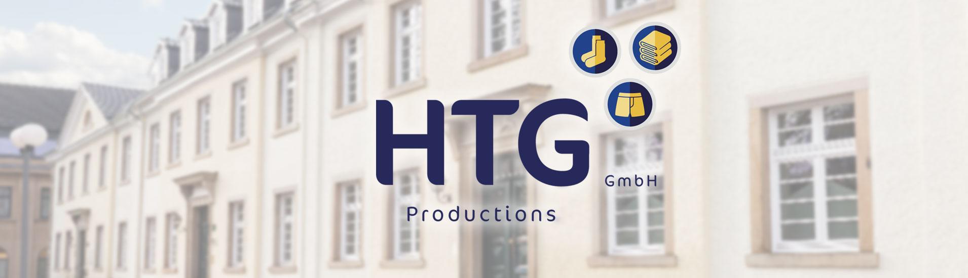 Impressum der HTG GmbH