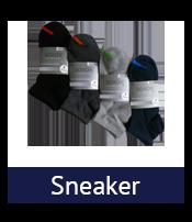 HTG Strumpfwaren Sneaker