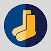 HTG Icon Socken